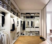 Основные типы гардеробных систем