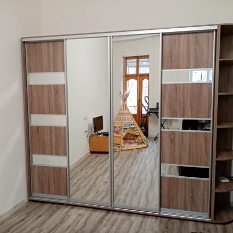 Шкаф-купе 4 Двери Влаби
