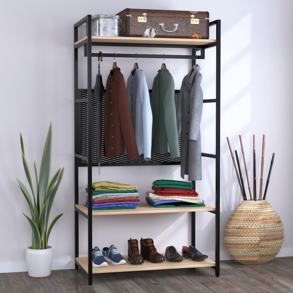 Стеллаж для одежды LV-100