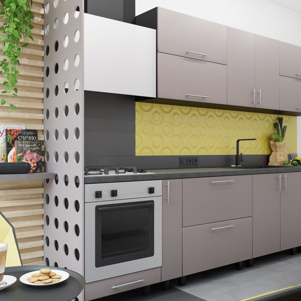 Кухня Мода мат