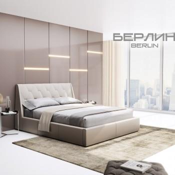 Кровать Берлин 4 Люкс