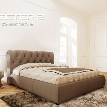 Кровать Честер 2