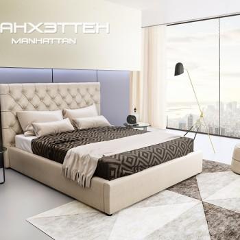 Кровать Манхэттен Люкс 1
