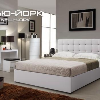 Кровать Нью-Йорк квадрат