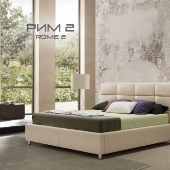 Кровать РИМ Люкс