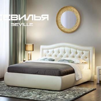 Кровать Севилья 2