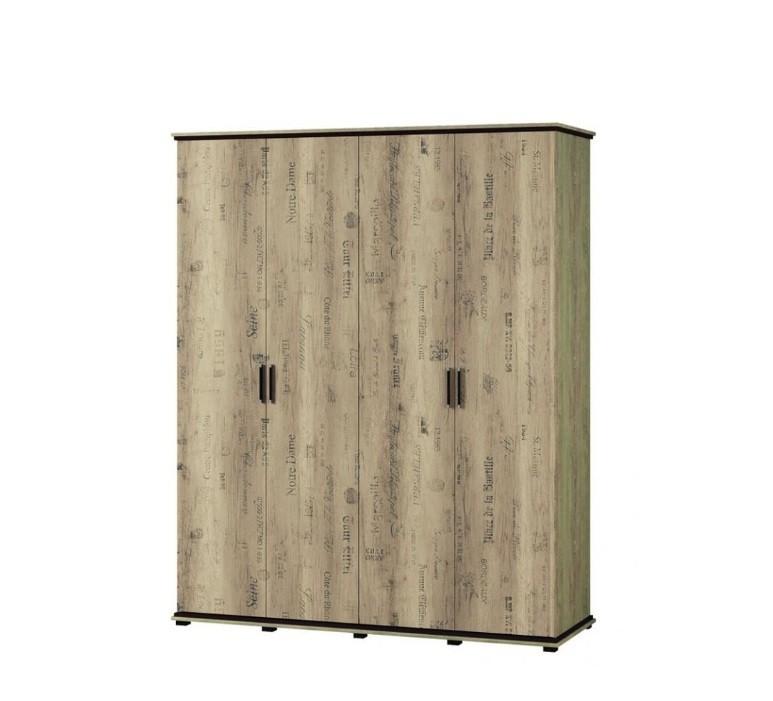Шкаф 4Д Палермо