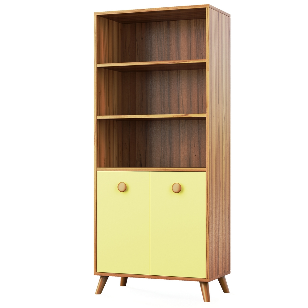 Шкаф книжный Колибри