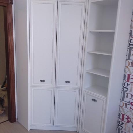 Шкаф угловой Салерно SZFN2D