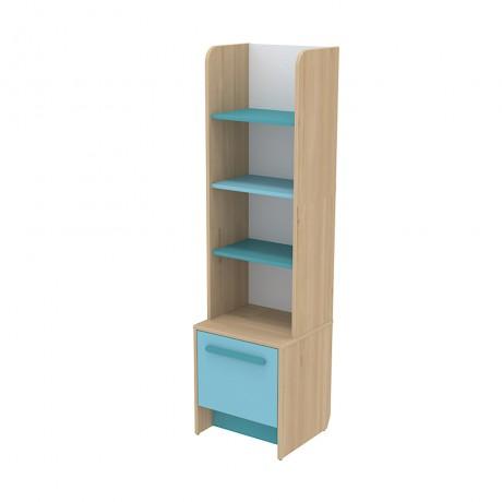 Акварели шкаф книжный 5