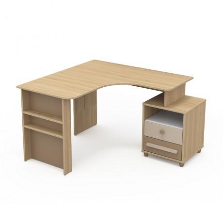 Акварели стол угловой