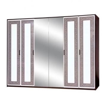 Шкаф 6Д Бася