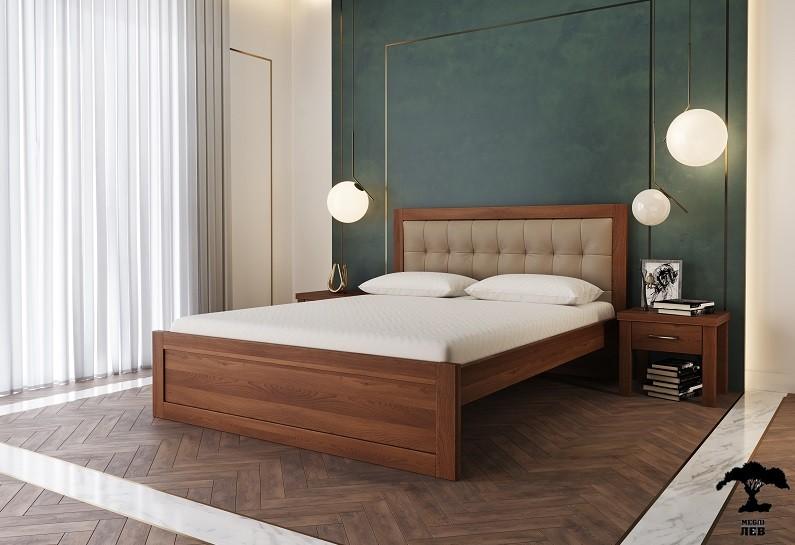 Кровать Мадрид Лев