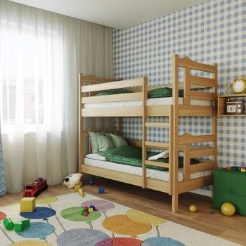 Кровать Санта 2-ярусная