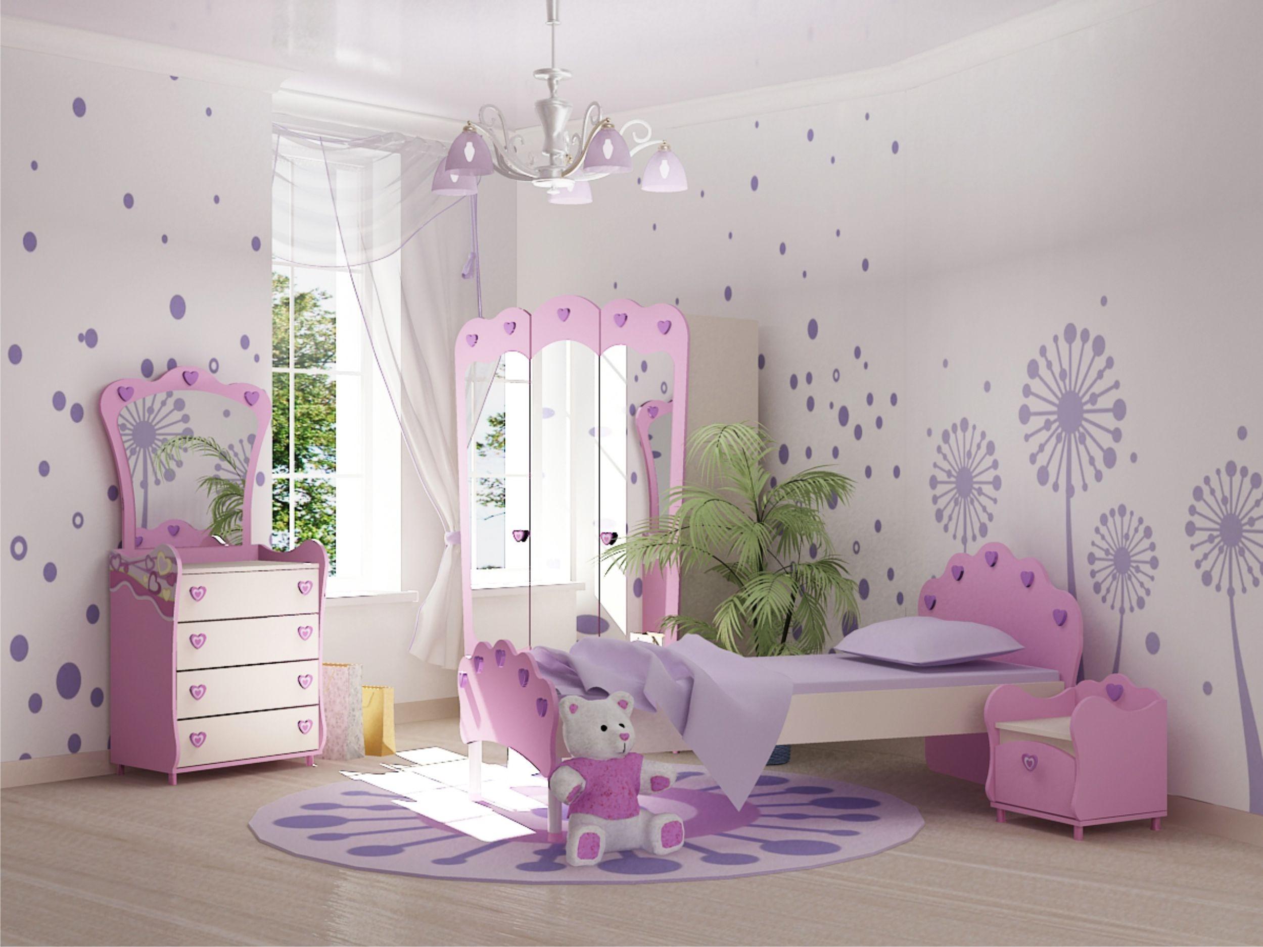 Комод для игрушек Pink