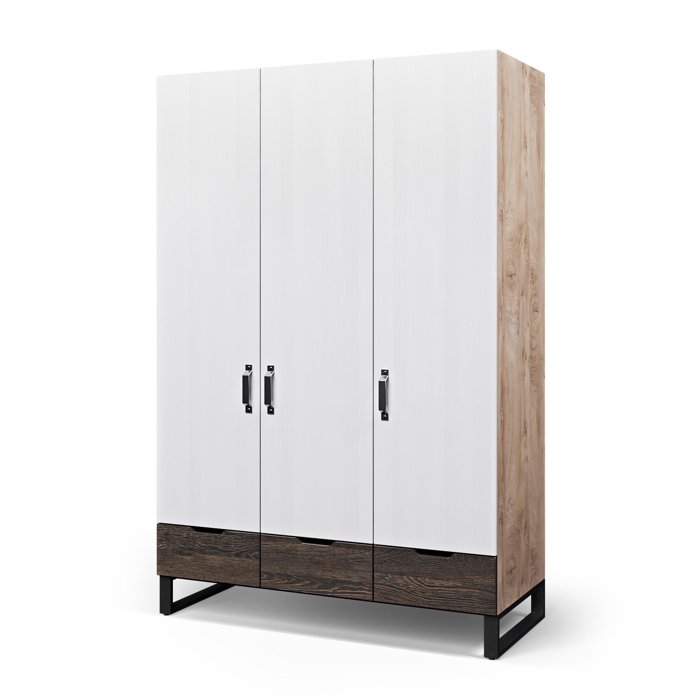 Шкаф 3Д Good Wood