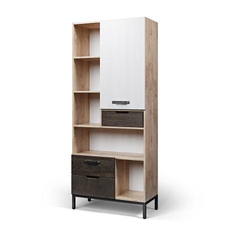 Шкаф книжный 04 Good Wood