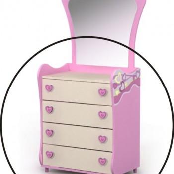 Комод Pink
