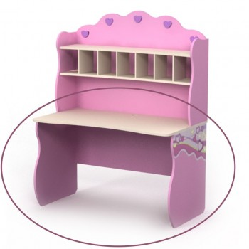 Письменный стол-1 Pink