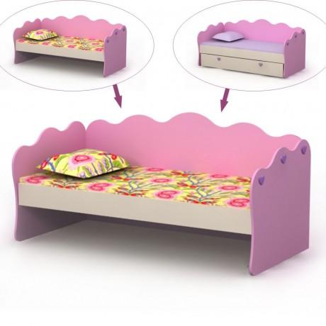Кровать Pink 11-3