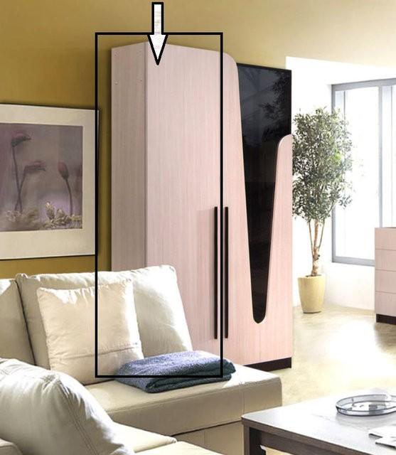 Шкаф Арья 550