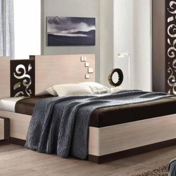Кровать Сага 1,6м