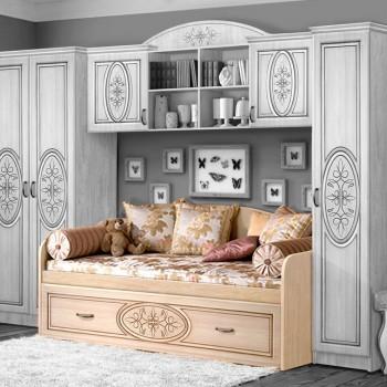 Кровать Василиса двойка