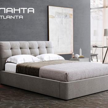 Кровать Атланта-2 мягкая