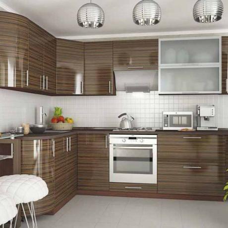 Кухня Мода глянец