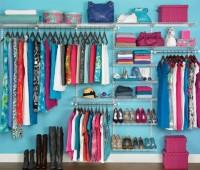 Обзор 4 основных типов гардеробных систем