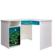 Стол угловой Мульти Дельфины