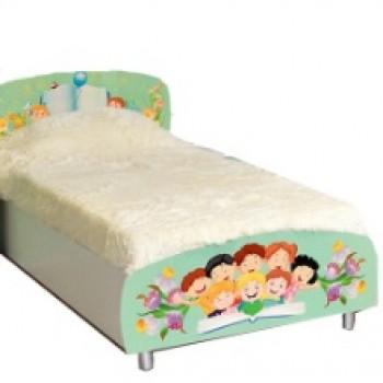 Кровать Алфавит