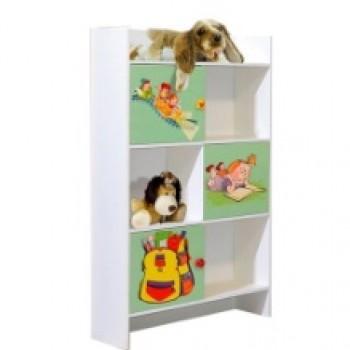 Шкаф книжный Алфавит