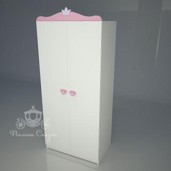 Шкаф 2-створчатый Золушка