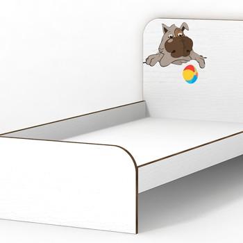 Кровать без бортиков Джой