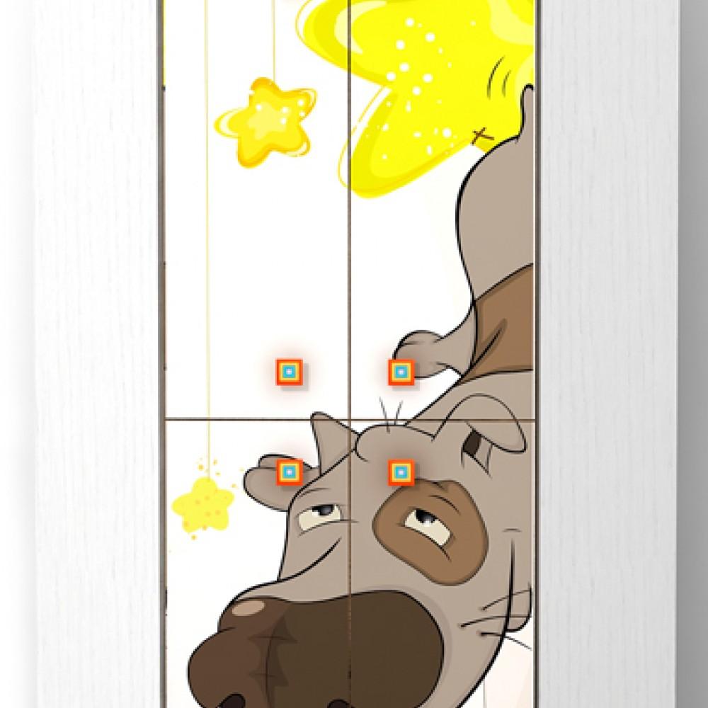 Шкаф угловой Джой