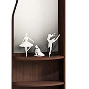 Тумба с зеркалом Ф-4711 Престиж