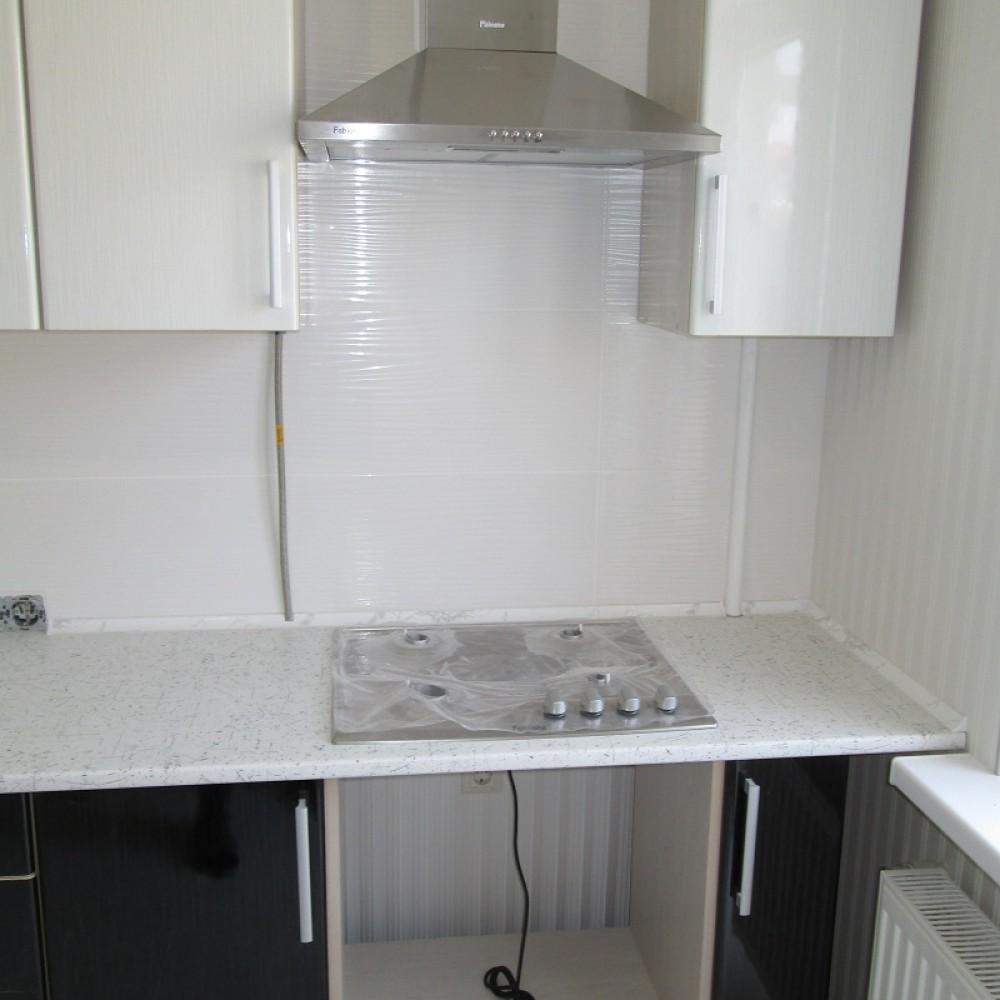 Кухня пластик 1