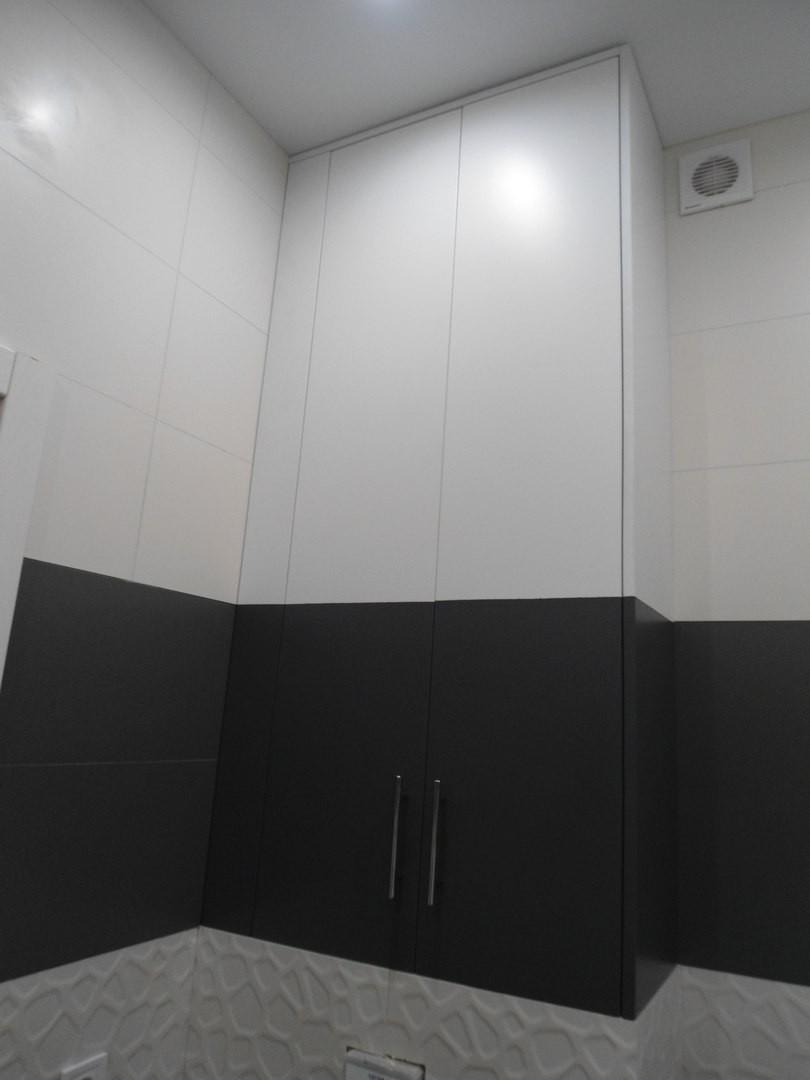 Шкаф под бойлер