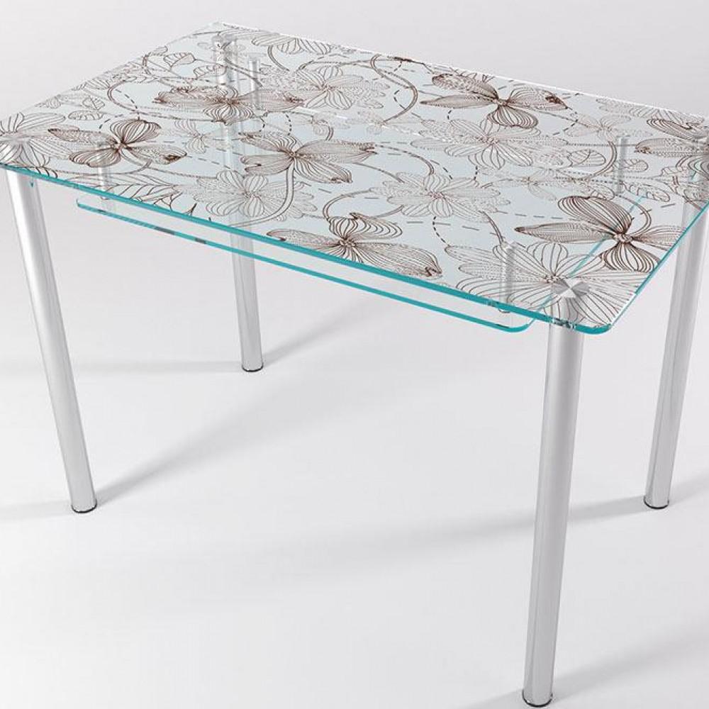 Стол стеклянный КТ-07