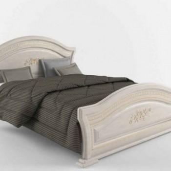 Кровать Венера Люкс 1,6м