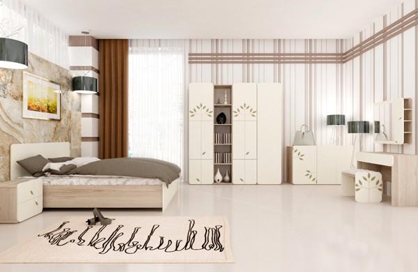 Спальня Беж