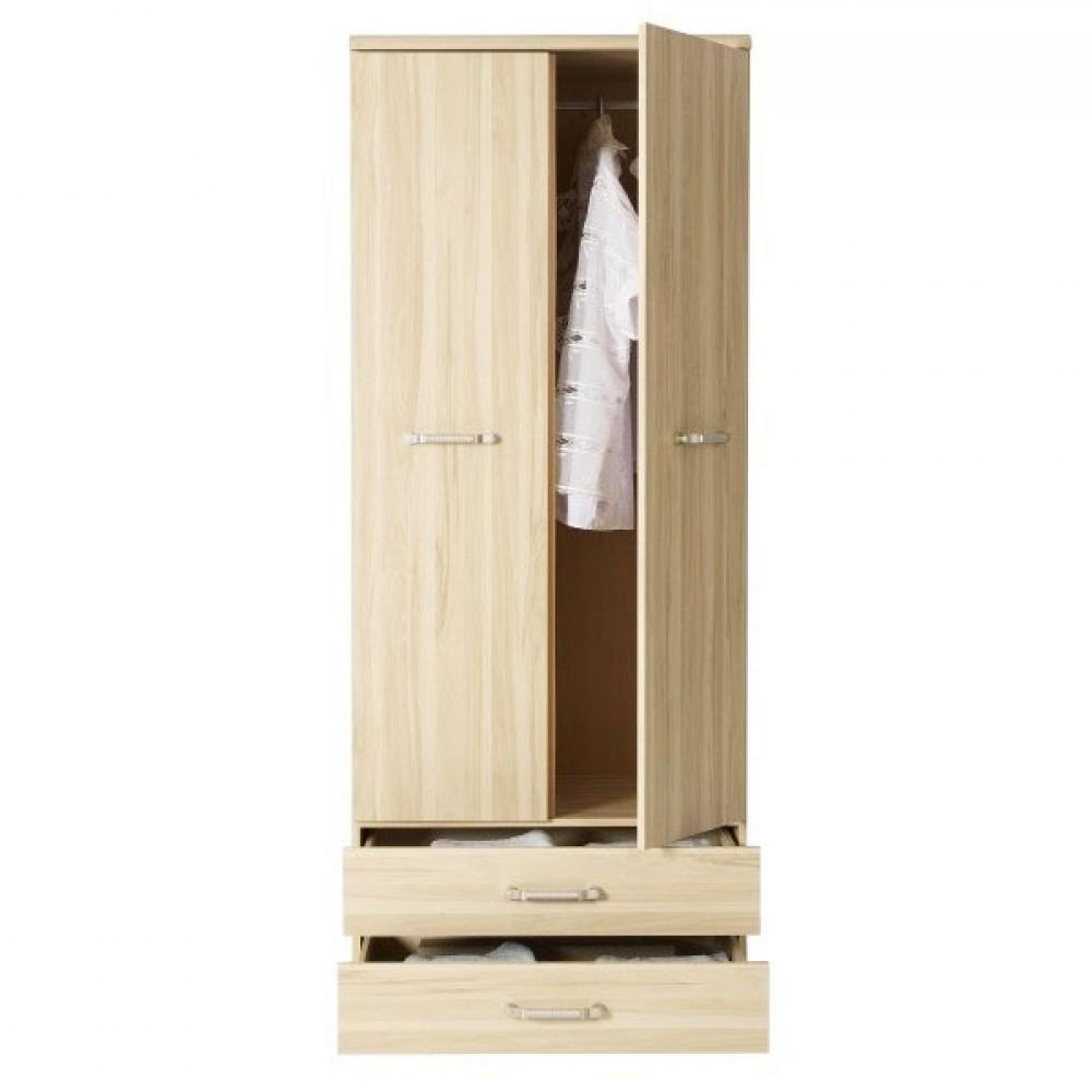 Шкаф платяной Инди 80
