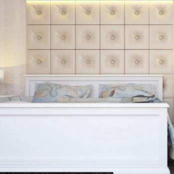 Кровать Клео 1,6м Гербор
