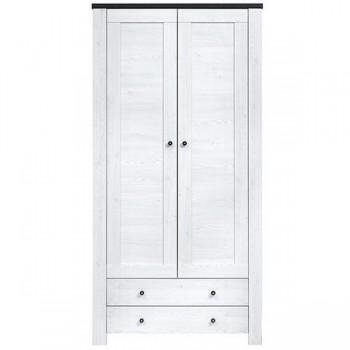 Антверпен шкаф платяной 2D2S