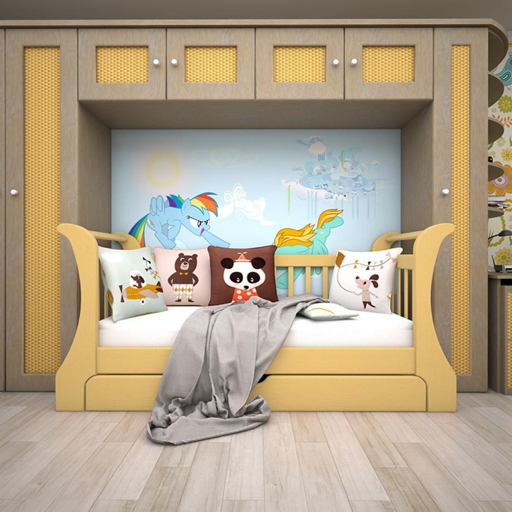Кровать детская NEW Тис