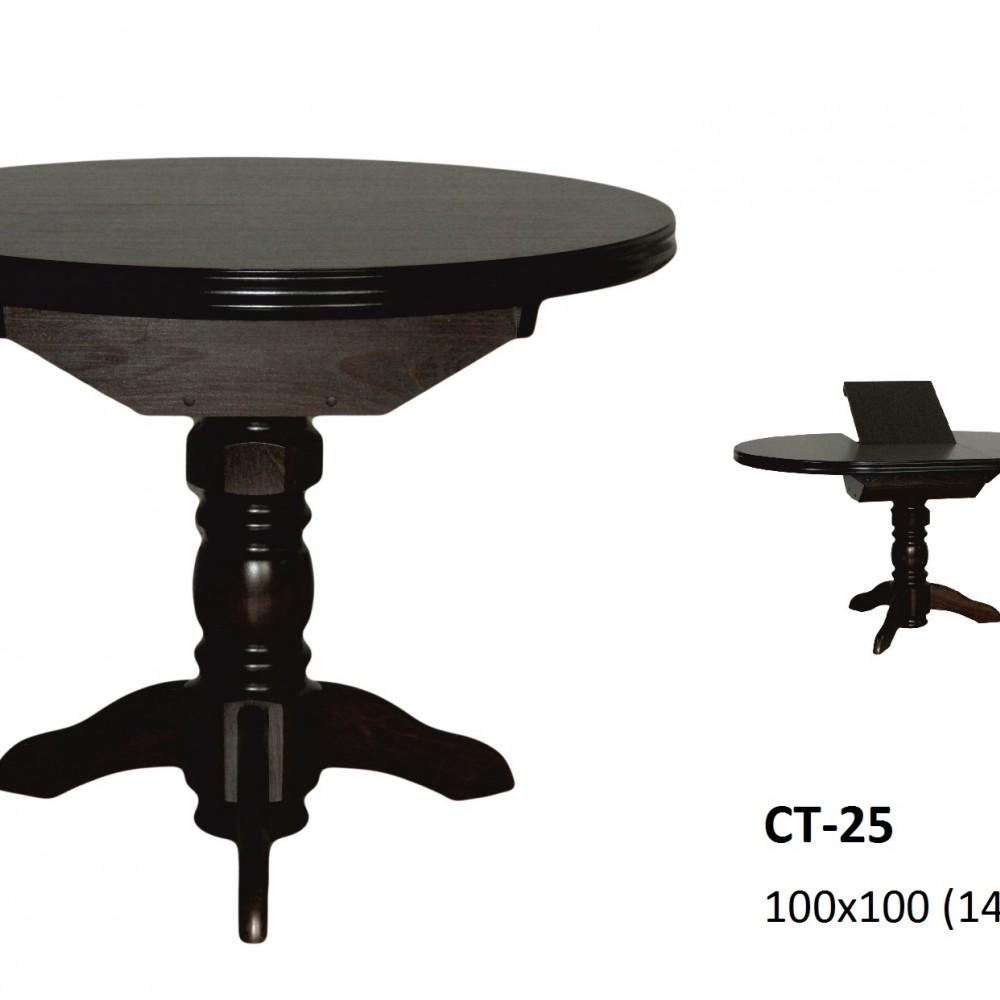 Стол деревянный Скиф СТ-25