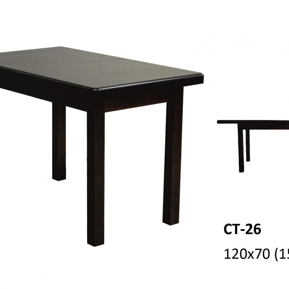 Стол деревянный Скиф СТ-26