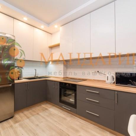Кухня пластик Базальт