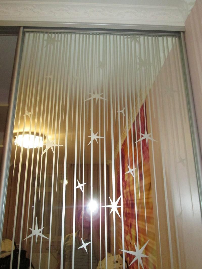 Шкаф-купе и раздвижная система пол/потолок